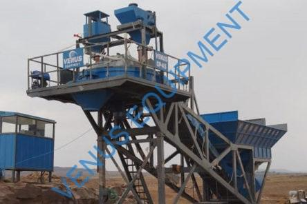 concrete batching plant cp 4 venus equipment