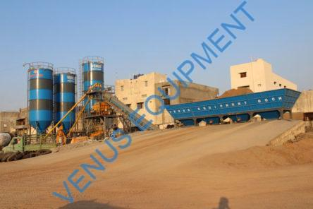 stationary concrete batching plant 2