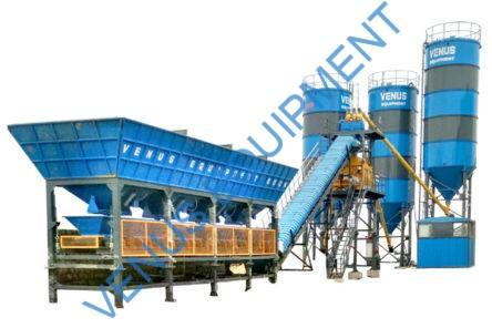stationary concrete batching plant 4