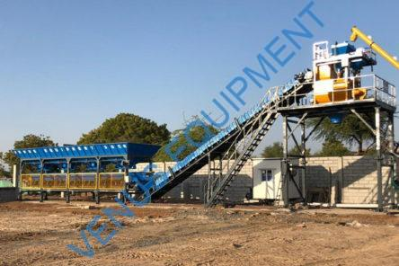 stationary concrete batching plant 5