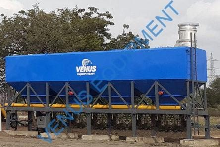 fly ash cement storage silo