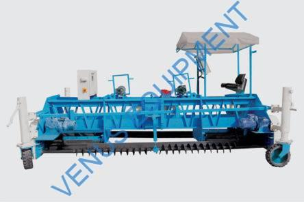 concrete screed paver venus equipments