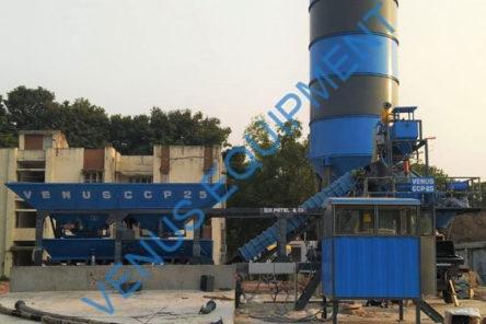 mobile concrete batching plant ccp3