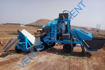 reversible mixer diesel model venus equipments
