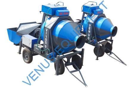 reversible mixer venus equipments
